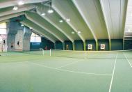 Gratis Nutzung der Tennishalle